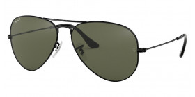 RB3025 AVIATOR LARGE METAL 002/58 POLARIZED