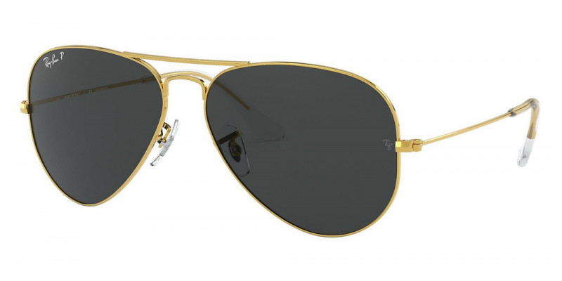 Ray-Ban RB3025 AVIATOR LARGE METAL 919648 POLARIZED