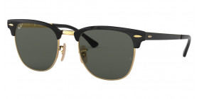 RB3716 CLUBMASTER METAL 187/58 POLARIZED