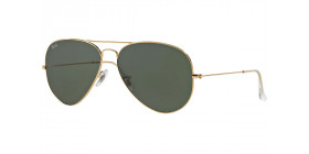 AVIATOR LARGE METAL RB3025 001