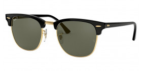RB3016 CLUBMASTER 901/58 POLARIZED