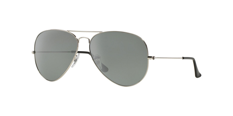 RB3025 AVIATOR LARGE METAL 003/40