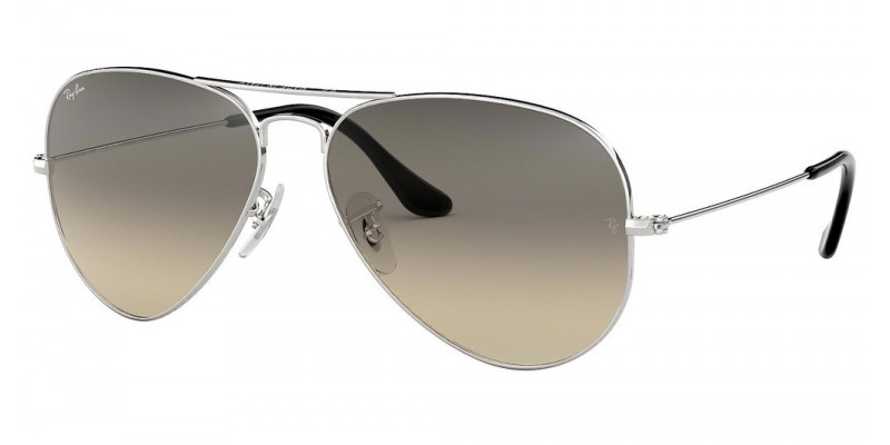 RB3025 AVIATOR LARGE METAL 003/32
