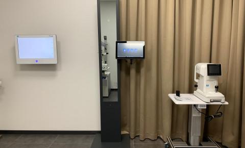 Prístroje na meranie zraku v DUOS